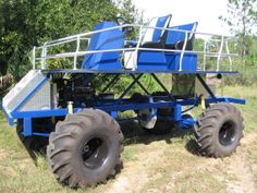 how to build a mini swamp buggy