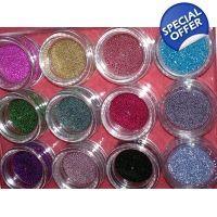 Model Manichiura Unghii Caviar Nails Decoratiuni 12 Bucati