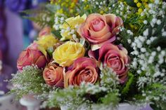 Cut Flowers - Bouquets and Flower Arrangements. Cut flowers are a cheerful addition to a home or office. Many flowers are easy to grow and can last for over
