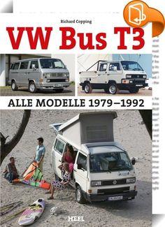 """VW Bus T3    :  Lange stand er im Schatten seines Vorgängers """"Bulli"""", inzwischen ist der VW T3 aber längst selbst zum Klassiker avanciert. Mit dem von 1979 bis 1992 gebauten Vielseitigkeitstalent gelang es Volkswagen, aus dem Transporter den bis heute erfolgreich vermarkteten Mulitvan zu entwickeln. Wie schon beim T1 und T2 fanden nicht nur Gewerbekunden Gefallen an dem wandlungsfähigen Wolfsburger, sondern immer mehr Kunden entdeckten den Transporter als Familien-, Freizeit- und Reise..."""