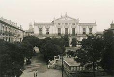 1927 Plaza Mayor de Palencia