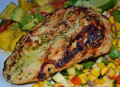 Pioneer Woman's Tequila Lime Chicken