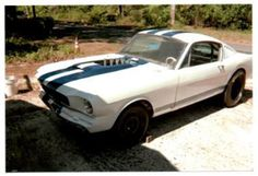 1966 Ford Mustang K Code Fastback For Sale - 15888443 - 1