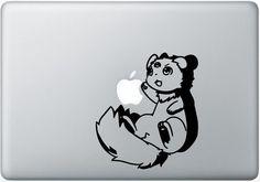 Blood Lad Beans Macbook Decal Vinyl Sticker Laptop by Usagineer, $5.00