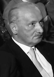 "Martin Heidegger – Wikipedia  """"The thing is a thing only where the word is found for the thing… The word alone supplies being to the thing, [for] something only is, where the appropriate word names something as existing and in this way institutes the particular entity as such… The being of that which is resides in the word. For this reason, the following phrase holds good: language is the house of being"" (On the Way to Language, 1959)."