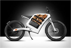 Feddz é a nova e-bike alemã, um de seus recursos mais importantes é o espaço de carga oferecido entre o quadro de alumínio de design bonito e resistente, são dois cintos de ambos os lados que mantem a bagagem segura, você pode carr