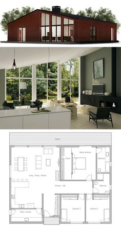Homeplan, Houseplan, Housedesign
