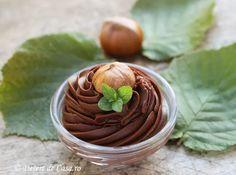 Crema de ciocolata - Desert De Casa - Maria Popa