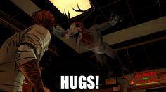 all tried to hug the bigby and no one can because he hate and hurt the people try Fables Comic, The Wolf Among Us, Big Bad Wolf, Youtubers, Hug, Video Game, Nerd, Fans, The Incredibles