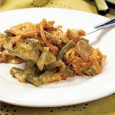 Green Bean Casserole (slow cooker side dish)