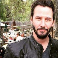 Keanu Reeves having a little Sunday outing in Malibu. (chicfoo) keanu