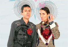 Aterciopelados. Colombian rock band informed by an indigenous worldview with a fierce feminism and unique approach to music.