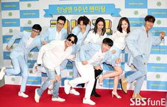 Running Man Cast, Running Man Korean, Ji Hyo Running Man, Keep Running, Korean Variety Shows, Korean Shows, Running Man Members, 9th Anniversary, Men Tv