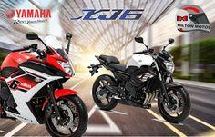 HILTON MOTOS: Linha Yamaha XJ6. Vem pra Hilton Motos e realize s...