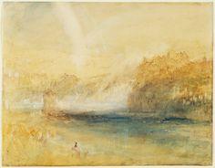 Rhine Falls of Schaffhausen, ca. 1841