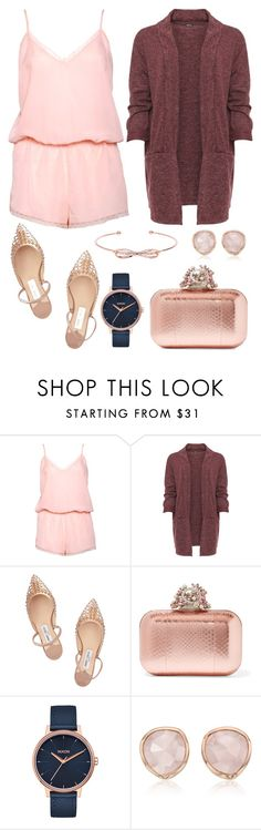 """You Know"" by staysaneinsideinsanity ❤ liked on Polyvore featuring Boux Avenue, WearAll, Jimmy Choo, Nixon, Monica Vinader, Ted Baker and plus size clothing"