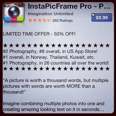 "@bggarden's photo: ""This looks like a cool app for iphone #instagram users! #tech #sm #socialmedia"""