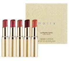 Mally Lip Magnifier Lipstick Library