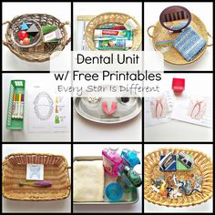 Every Star Is Different: Dental Unit w/ Free Printables