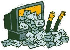 SPAM  Correo basura, los mensajes no solicitados, no deseados o de remitente no conocido (correo anónimo), habitualmente de tipo publicitario, generalmente enviados en grandes cantidades (incluso masivas) que perjudican de alguna o varias maneras al receptor.