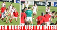 Ulster Rugby U19 Interpro: Ravenhill – WAOA!!!!!!!!!!! Awesome Game ~ We Got 180+ Action Shots!!!!!!!!!! NOW LIVE!!!!!!!!!!!!! live on www.intouchrugby.com