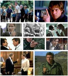 The Harrison Ford Finger Of Doom!