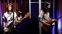 """Nice! The Horrors performing """"I See You"""" Live on KCRW"""