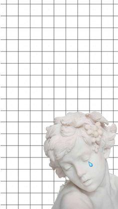 Cool Wallpaper Iphone Vintage Posts 16 New Ideas Mood Wallpaper, Iphone Background Wallpaper, Wallpaper For Your Phone, White Wallpaper, Tumblr Wallpaper, Screen Wallpaper, Angel Wallpaper, Wallpaper Samsung, Kawaii Wallpaper