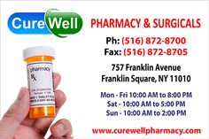 Cheap Banners, Franklin Square, Outdoor Banners, Pharmacy, The Cure, Apothecary