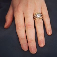 How Team Zoe Wears Their Engagement Rings The Report