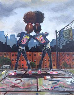 New Black Art Drawings Frank Morrison 46 Ideas Black Love Art, Black Girl Art, Art Girl, African American Artwork, African Art, Black Panthers, Black Artwork, Cool Artwork, Frank Morrison Art