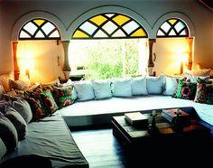 Uxua Casa Hotel, Trancoso, Brasil.