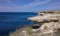 Малый Атлеш. Тарханкут, Крым. 4 июля 2014 г.