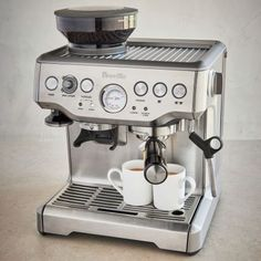Breville BES840XL the Infuser Espresso Machinereville oracle