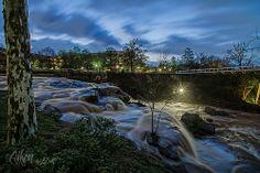 Falls Park - Greenville South Carolina