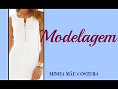 MODELANDO CAMISETE CAMISA SEM MANGAS COM COLARINHO - YouTube