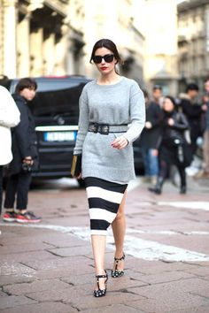The best street style looks: