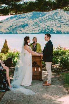 Dave and Sarah Furneaux Lodge - Marlborough Sounds Marlborough Sounds, Wedding Inspiration, Wedding Dresses, Fashion, Bride Dresses, Moda, Bridal Gowns, Fashion Styles