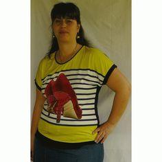 Лятна блуза Темка