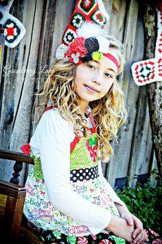 Disney Minnie Mouse Christmas Dress