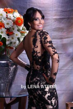 Anna Thereza! Maravilhosa… | Lena Ateliê – Blog / Vestidos de Festa / Uberlândia – MG