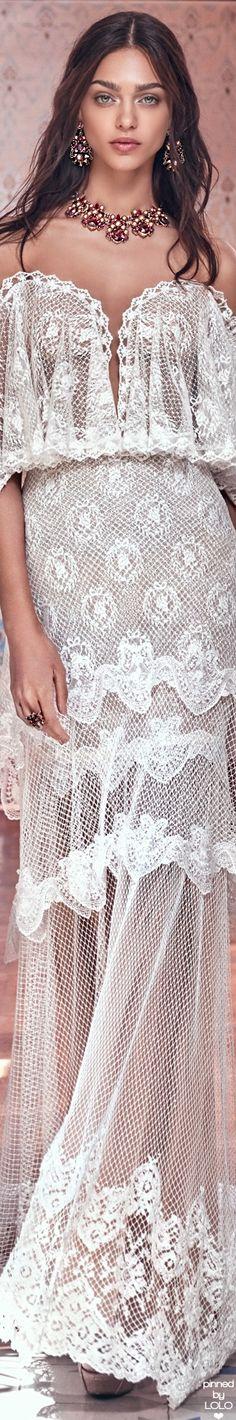 GALIA LAHAV SPRING 2018 WEDDING GOWNS | VICTORIAN AFFINITY