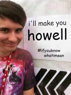Dan howell- that face though