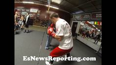 Evgeny Gradovich working - EsNews Boxing