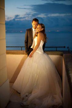 Melania e Miano #brideAlessandraRinaudo