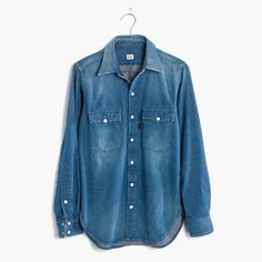 chimala® Denim Ranch Shirt