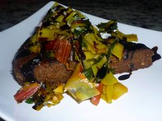 Teff polenta-1c teff and 4c veggie broth. Heat broth to boiling and ...