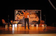 BPMZ.Biblioteca José Antonio Rey del Corral. III Maratón de narración oral de San José, 24 de mayo de 2013. Mario