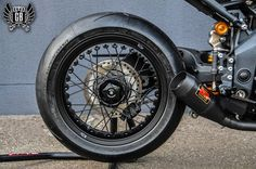 Triumph Speed Triple 1050 R ABS Cafe Racer - GB Motors 94 #motorcycles #caferacer #motos   caferacerpasion.com