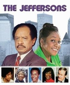 My sister's father in law walks EXACTLY like George Jefferson.